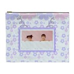 Go Floral Cosmetic Bag XL - Cosmetic Bag (XL)