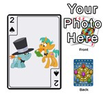 My Little Pony Friendship is Magic Season 1 Playing Card Deck - Playing Cards 54 Designs