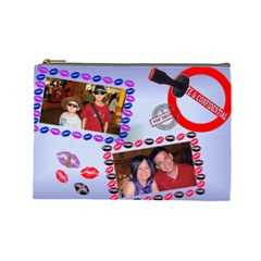 Fg   Cosmetic Bag (l) 01 By Francis Goh   Cosmetic Bag (large)   Wmabnxnh3rfc   Www Artscow Com Front