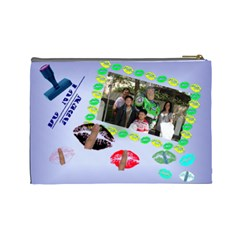 Fg   Cosmetic Bag (l) 01 By Francis Goh   Cosmetic Bag (large)   Wmabnxnh3rfc   Www Artscow Com Back