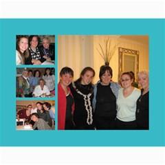 Grandma Calendar 2 By Nicole   Wall Calendar 11  X 8 5  (12 Months)   Ora8bd5kh36d   Www Artscow Com Month