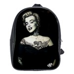 Ms. Marilyn Suicide II BackPack - School Bag (Large)