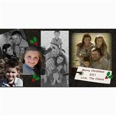 Olsens Card By Hilary Troester   4  X 8  Photo Cards   Yid2yngo285z   Www Artscow Com 8 x4 Photo Card - 3