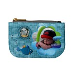 Beach Bum Mini Coin Purse
