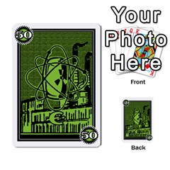 Power Grid Money Cards By Marco   Multi Purpose Cards (rectangle)   1o28qac1ygj8   Www Artscow Com Front 52