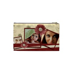 Iheartu Bella Coin Purse By Amarie   Cosmetic Bag (small)   S2njsfs8bqgt   Www Artscow Com Back