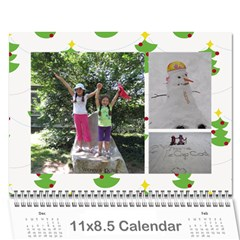 For Grandparents By Olena   Wall Calendar 11  X 8 5  (12 Months)   L5xe62eobdks   Www Artscow Com Cover