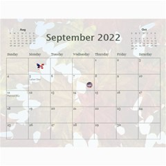 2015 All Occassion Calendar By Kim Blair   Wall Calendar 11  X 8 5  (12 Months)   Ktjmidr8sx96   Www Artscow Com Sep 2015
