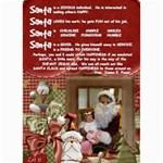 Christmas Card - 5  x 7  Photo Cards