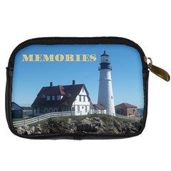 Ocean Camera Case By Kim Blair   Digital Camera Leather Case   Cs9z1uhtz5xx   Www Artscow Com Back