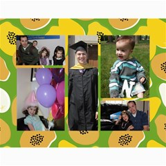 2012 By Natalie   Wall Calendar 11  X 8 5  (12 Months)   Ri1dwlor1q8g   Www Artscow Com Month