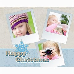 Christmas By Joely   Collage 8  X 10    J3bbns3vqwg8   Www Artscow Com 10 x8 Print - 1