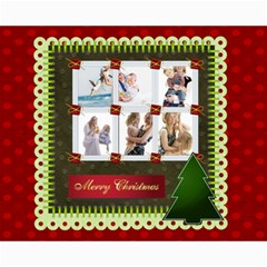 Christmas By Joely   Collage 8  X 10    Mfccef5nx8cm   Www Artscow Com 10 x8 Print - 4