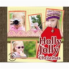 Christmas By Joely   Collage 8  X 10    F10gqj18wdto   Www Artscow Com 10 x8 Print - 2