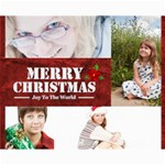 christmas - Collage 8  x 10