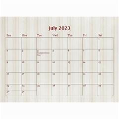 Love Conquers All 2015 Calendar By Amarie   Wall Calendar 8 5  X 6    79c4bnw45mrw   Www Artscow Com Jul 2015