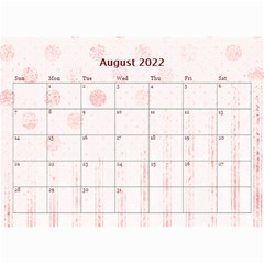 Love Conquers All 2015 Calendar By Amarie   Wall Calendar 8 5  X 6    79c4bnw45mrw   Www Artscow Com Aug 2015