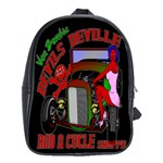 Devils Deuce : Back Pack - School Bag (Large)