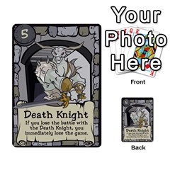 Dungeon Delver By Drew Chamberlain   Multi Purpose Cards (rectangle)   Hons7l2gm2n8   Www Artscow Com Front 12