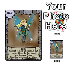 Dungeon Delver By Drew Chamberlain   Multi Purpose Cards (rectangle)   Hons7l2gm2n8   Www Artscow Com Front 17