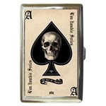 Family Ace of Spades : Cigarette Case - Cigarette Money Case