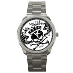 Zombie King Mark : Sport Watch - Sport Metal Watch