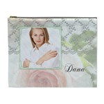 Rose n Lace Cosmetic Bag - Cosmetic Bag (XL)