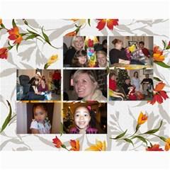 2012 Calendar For Christmas By Bertie   Wall Calendar 11  X 8 5  (12 Months)   9xs18kxlwqs0   Www Artscow Com Month