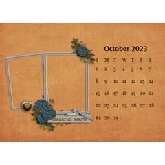 Desktop Calendar 8 5  X 6  Cherished Memories By Jennyl   Desktop Calendar 8 5  X 6    4u5anpipdn0p   Www Artscow Com Oct 2016