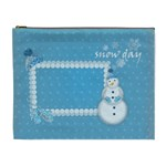 snow day - Cosmetic Bag (XL)