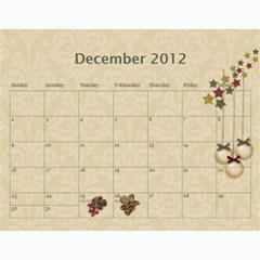 2011 Calendar By Quyen Hue Huynh   Wall Calendar 11  X 8 5  (12 Months)   Ps836pp1sfyi   Www Artscow Com Dec 2012