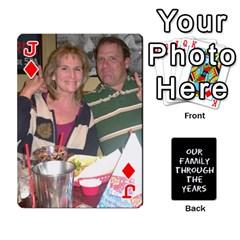 Jack Playing Cards   Tony By Lynda Richardson   Playing Cards 54 Designs   7tjsqaeamn6o   Www Artscow Com Front - DiamondJ