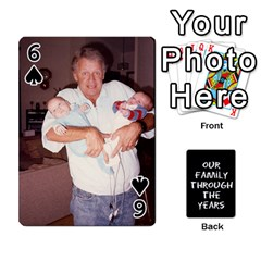 Playing Cards   Tony By Lynda Richardson   Playing Cards 54 Designs   7tjsqaeamn6o   Www Artscow Com Front - Spade6