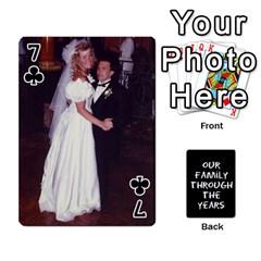 Playing Cards   Tony By Lynda Richardson   Playing Cards 54 Designs   7tjsqaeamn6o   Www Artscow Com Front - Club7