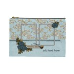 LARGE Cosmetic Bag: Thankful1 - Cosmetic Bag (Large)