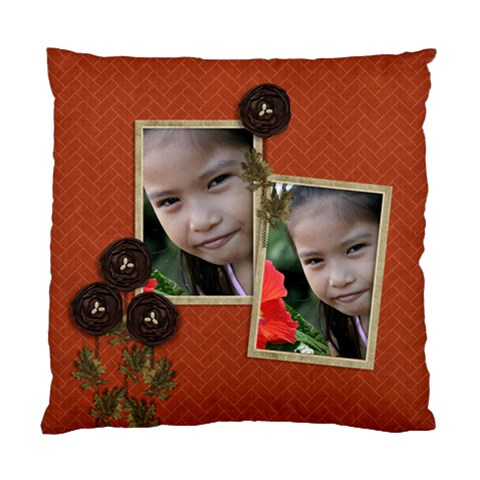 Cushion Case (one Side): Thankful 7 By Jennyl   Standard Cushion Case (one Side)   15k2wxghlwf6   Www Artscow Com Front