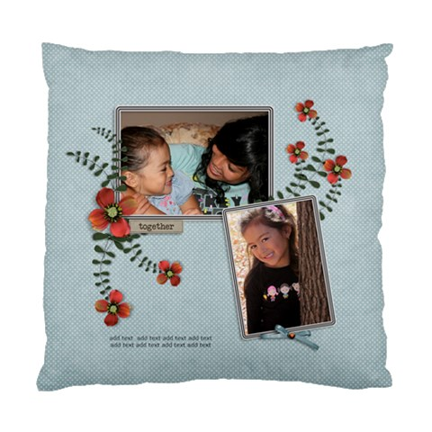 Cushion Case (one Side): Thankful 11 By Jennyl   Standard Cushion Case (one Side)   Vrrsj1ijx74i   Www Artscow Com Front