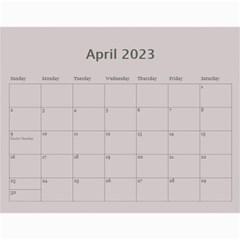 2015 Happy Family 11x8 5   You By Angel   Wall Calendar 11  X 8 5  (12 Months)   Q5ybroiuzp4q   Www Artscow Com Apr 2015