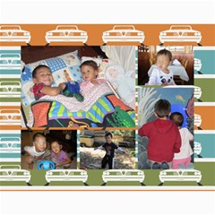 Calendar   Scilingo Family By Michelle   Wall Calendar 11  X 8 5  (12 Months)   Hsyf8s40mfuf   Www Artscow Com Month
