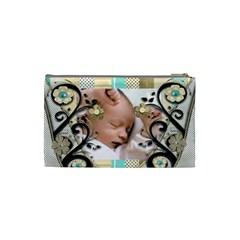 Baby Bella Mini Coin Purse By Amarie   Cosmetic Bag (small)   Epu8bfoynkbz   Www Artscow Com Back