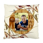 Number One Dad Cushion Case (1 Sided) - Standard Cushion Case (One Side)