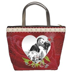 Simply Love Bucket Bag By Lil    Bucket Bag   1mfo9ko9ygfr   Www Artscow Com Back