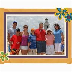 Calendario Jose By Edna   Wall Calendar 11  X 8 5  (12 Months)   Rcuvkt3olnfi   Www Artscow Com Month