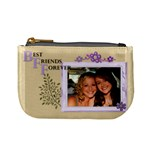 Best Friends Forever Mini Coin Purse