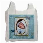 Little Prince Recycle Bag (2 Sided) - Recycle Bag (Two Side)