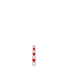 Heart Necktie (2 Sided) By Deborah   Necktie (two Side)   Qxmomev6wey1   Www Artscow Com Back
