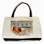 christmas - Basic Tote Bag (Two Sides)