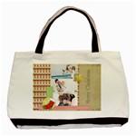 christmas - Basic Tote Bag (Two Sides)