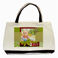 Christmas By Joely   Basic Tote Bag (two Sides)   Y9em3s17zx0l   Www Artscow Com Back