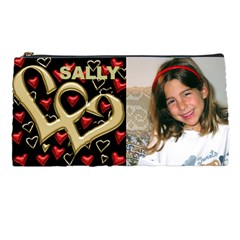 Hearts Pencil Case By Deborah   Pencil Case   Xdcr3or59tuh   Www Artscow Com Front